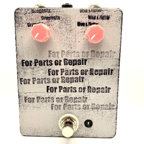 For Parts or Repair